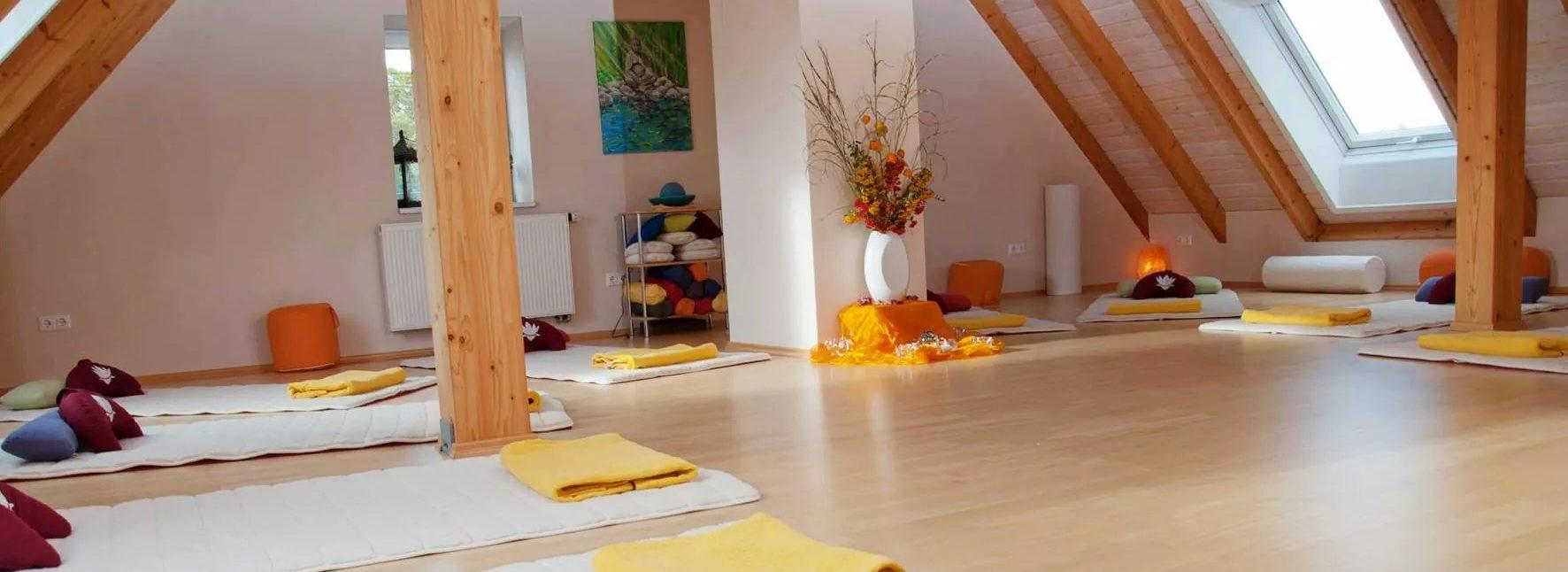 Jutta K. Ditzel – Praxis für Yoga und Meditation